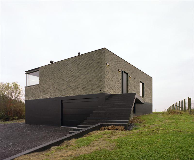 brique de facade et plaquette de parement nature pierre. Black Bedroom Furniture Sets. Home Design Ideas